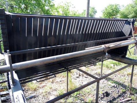 foyer barbecue encastrable affordable barbecues dans. Black Bedroom Furniture Sets. Home Design Ideas
