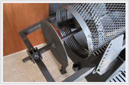 Vente de grilles pour chataignes en fer forg for Appareil a cuire